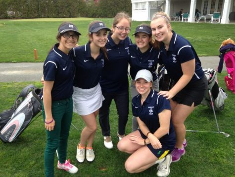 Girls Playing Golf and Making History