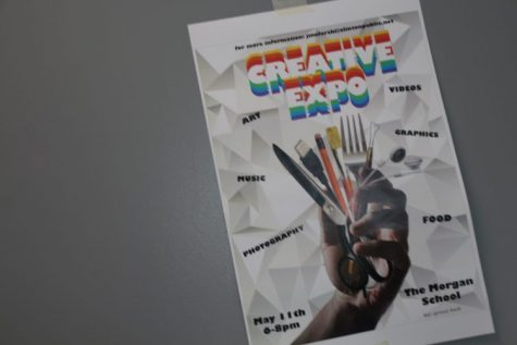 Creative Expo: May 11th