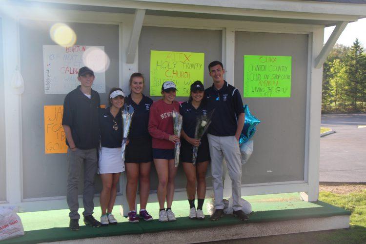 Morgan Golf seniors