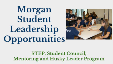 Leadership Opportunities at Morgan