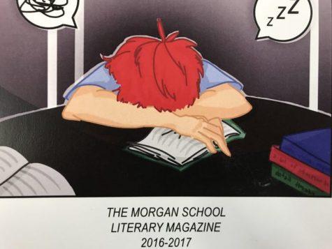 Reader's Block - The Morgan Literary Magazine