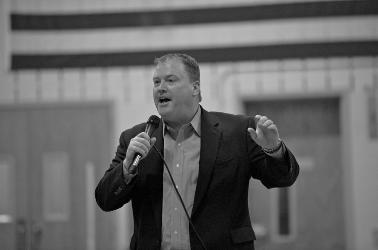 Ed Gerety Comes to Morgan