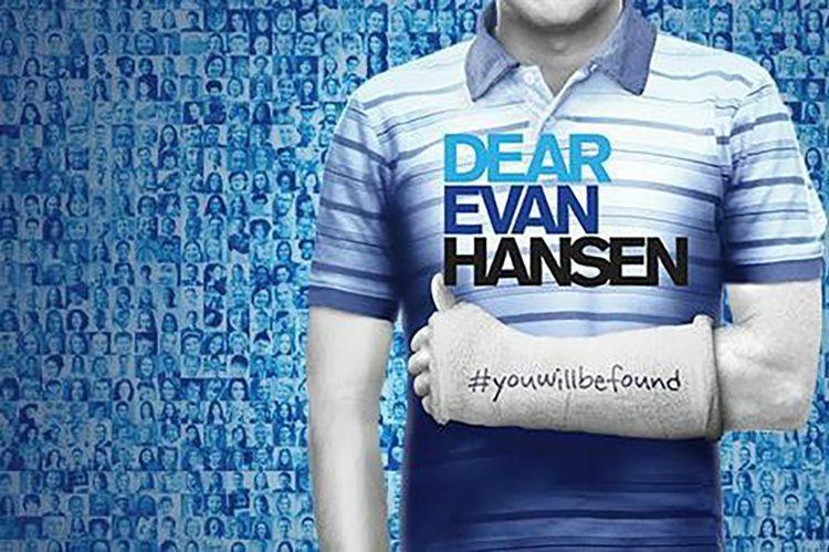 Dear Evan Hansen Writing Contest