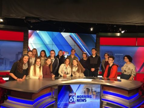 Fox 61 Student News Live