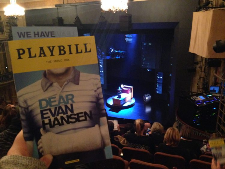 A Musical Opportunity: Dear Evan Hansen