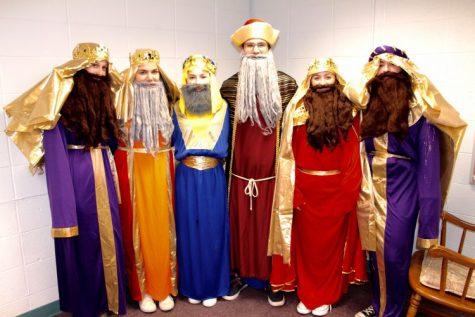 The Three Kings' Journey to Joel
