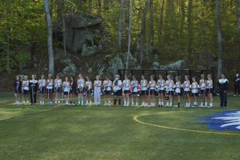 Morgan Girls Lacrosse on the Road to Success