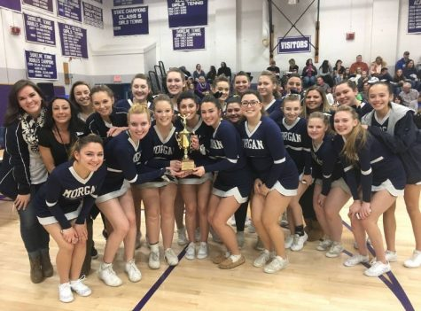Morgan Cheer Wins Shorelines