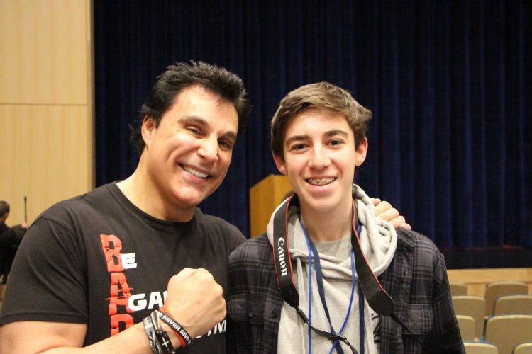 Marc Mero: Against Destructive Decisions