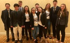 Model United Nations Heads to Yale