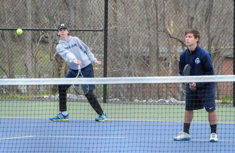 Serving It Up 2018: Morgan Boys Tennis