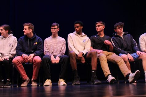 Hypnotizing Morgan Students