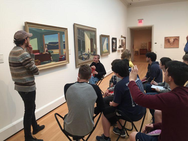 Exploring The American Idea Through Art