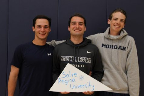Tyler Newfield, Matt Newfield, and Drew Marzano