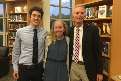 Four Morgan Seniors Honored at SHED Writing Awards