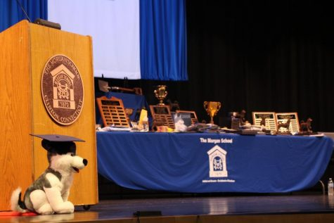 Seniors Celebrate Accomplishments at their Awards Ceremony