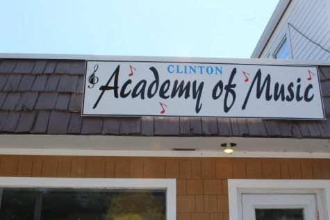 Inside Clinton Businesses: Clinton Academy of Music