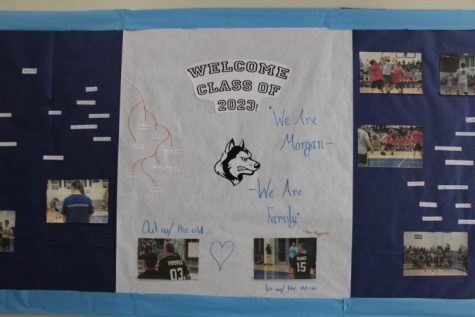 Morgan welcomes the class of 2023