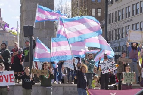 Opinion - Transgender Awareness Week & What It Means to Me