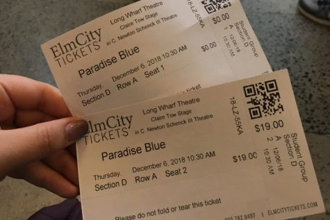 Long Wharf Theatre: Paradise Blue