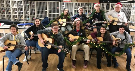 Beginning Guitar Celebrates Christmas
