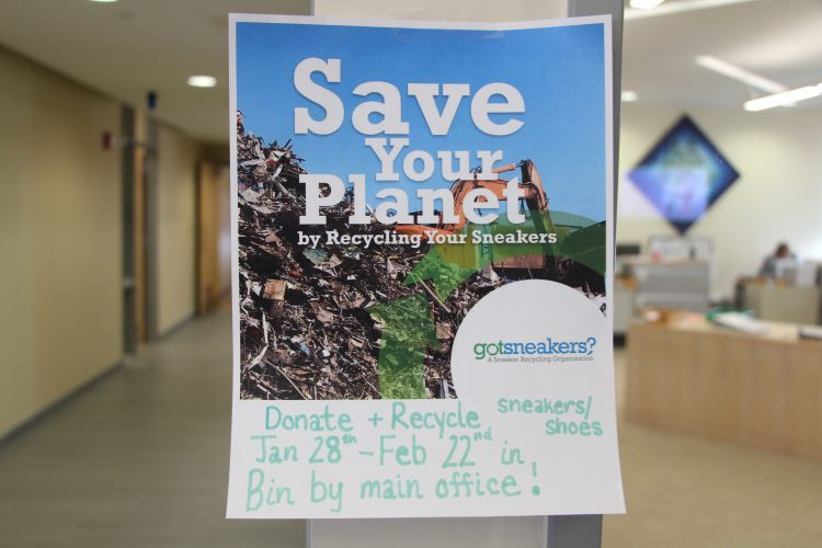 GotSneakers? Recycling for a Cause