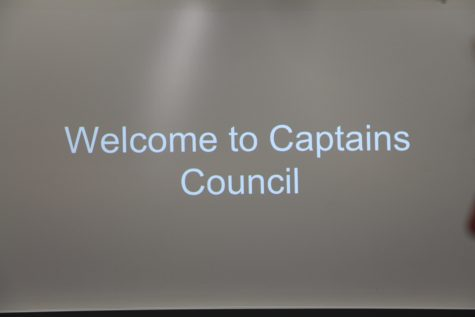 The First Captains Council