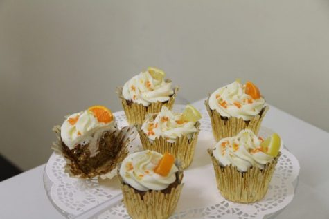 Carrot Cupcakes Win Cupcake Wars