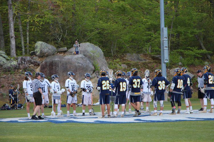 Boys' Lax Senior Night