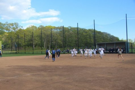 Honoring Morgan Girls Softball Seniors