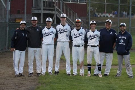Seniors and coachs