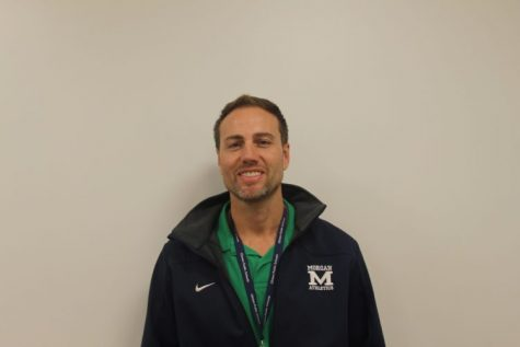 New Athletic Director  Mr. Pappariella