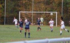 Girls Soccer Game