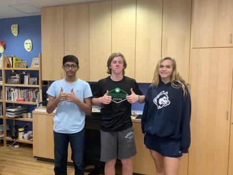 Morgan's Freshman Student Council