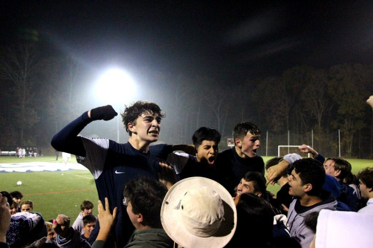 Morgan Boys Soccer is a Staple in Shorelines