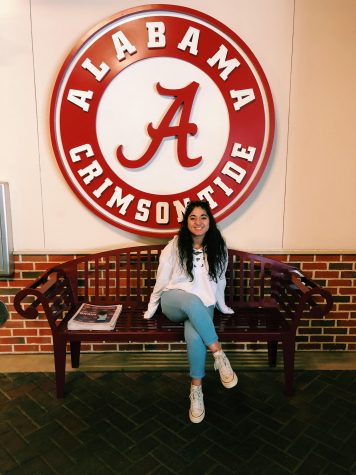 Roll Tide: Maggie Heads South
