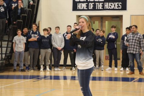 Winter Sports Pep Rally 2019