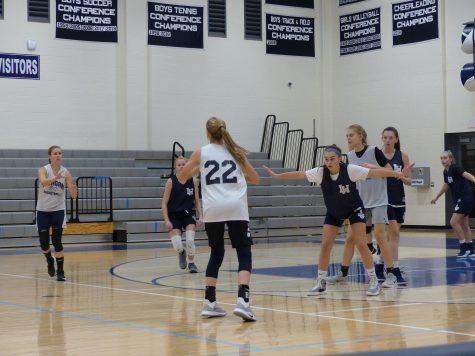 Morgan Girls Basketball