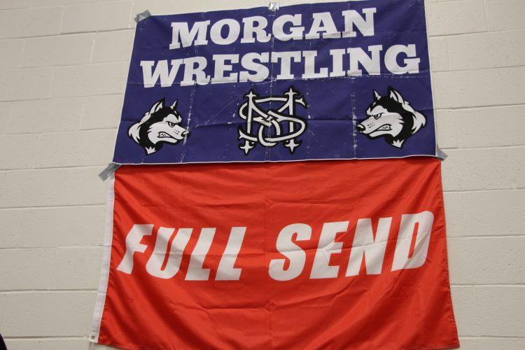 Morgan Wrestlers Full Send