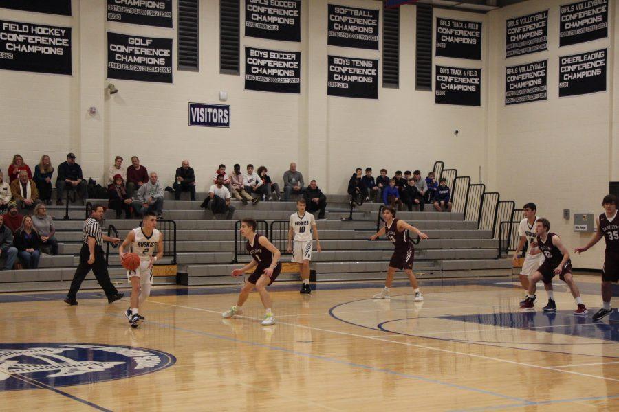 East+Lyme+Boys+Basketball+Game