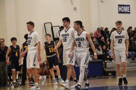 Morgan Boys Basketball