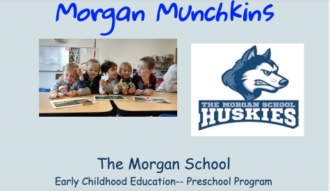 Morgan Needs More Munchkins For Preschool