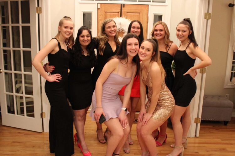 Ping Pong, Karaoke, and music at The Semi-Formal