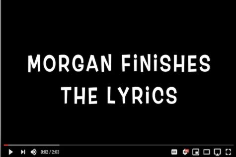 Morgan Finishes the Lyrics