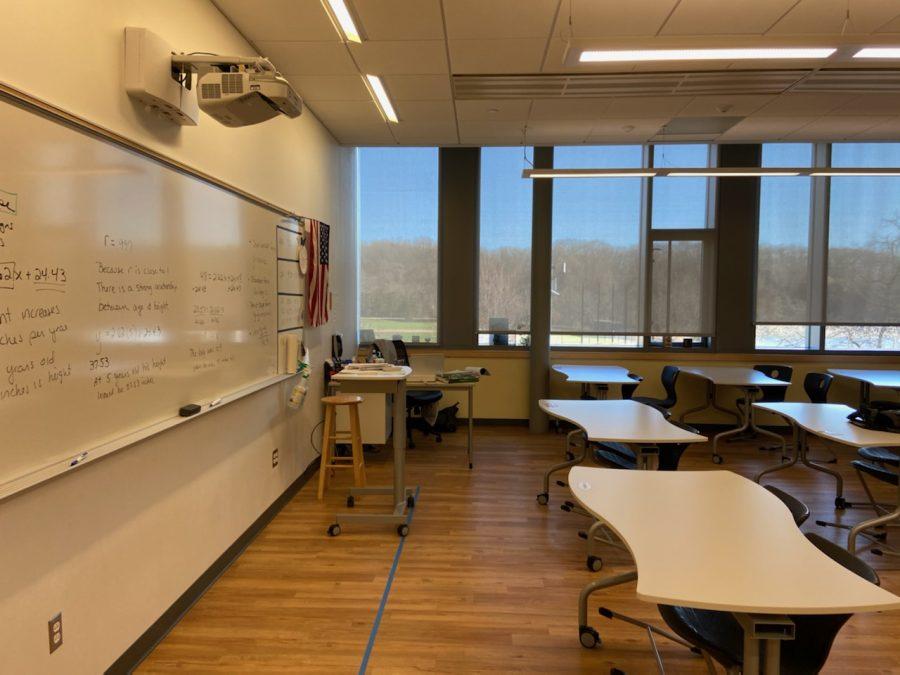 An+Empty+Classroom