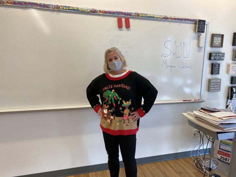Mrs. Luther- Teacher