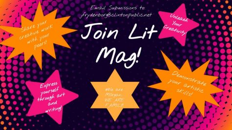 Join Lit Mag