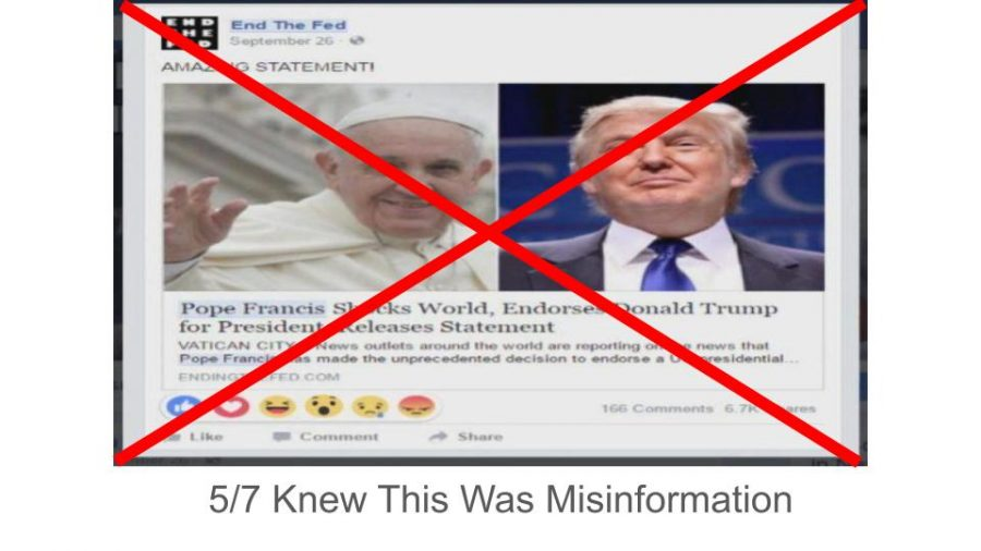The Truth About Misinformation