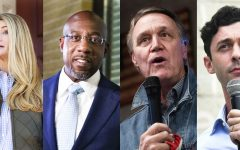 Georgia Runoff Senate Election Candidates, Image Via https://www.vox.com/2020/11/5/21550870/democrats-senate-majority-two-georgia-runoffs
