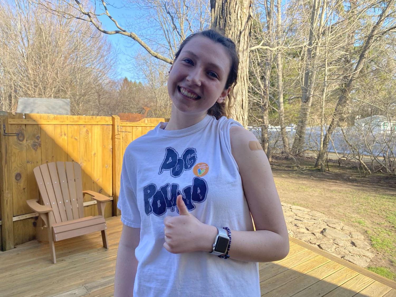 Bella Dowd Covid Vaccine